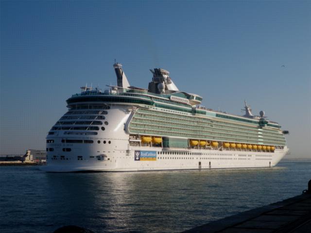 Visita al Independence of The Seas