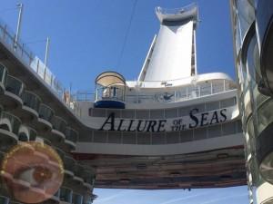 Royal Caribbean-Allure OTS