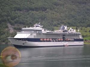 Celebrity Cruises-Infinity