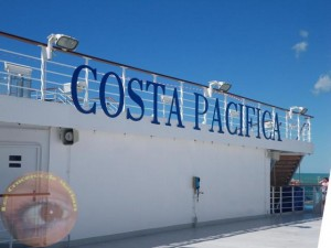 Costa Cruceros-Pacifica