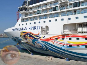 Norwegian Cruise Line-Spirit