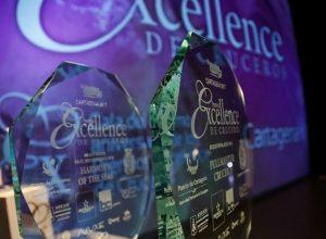 X Entrega de los Premios Excellence 2016
