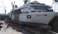 Ampliando un barco de crucero