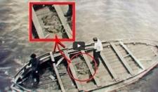 Lo que se encontró en el último bote del Titanic