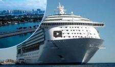 National Geographic dentro del crucero más grande del mundo