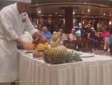 Videos varios-Creacion de figuras con frutas-Pato