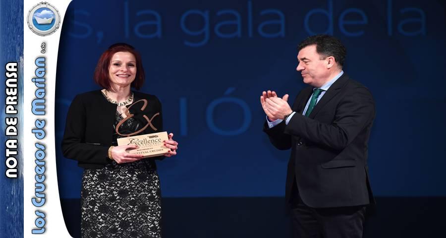 Celestyal Cruises recibe el premio Excellence de cruceros por su itinerario 3 continentes