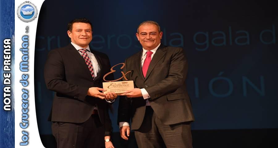 """Royal Caribbean galardonada como """"La compañía con mejor entretenimiento a bordo"""" en los Premios Excellence de Cruceros"""